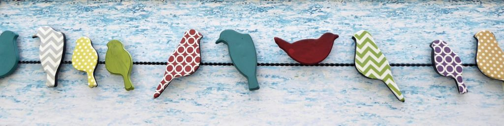 uccellini Arte Terapia Arte Terapeuta